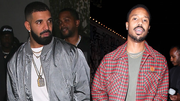 Drake Has Dinner With Michael B. Jordan After Dropping New Song With Nicki Minaj — See Pics.jpg