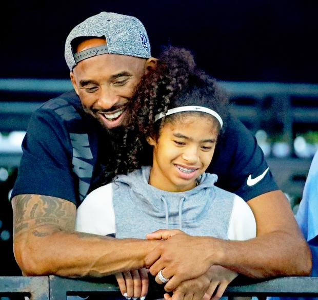 Kobe Bryant, Gigi Bryant