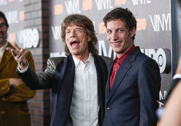 Mick Jagger, James Jagger