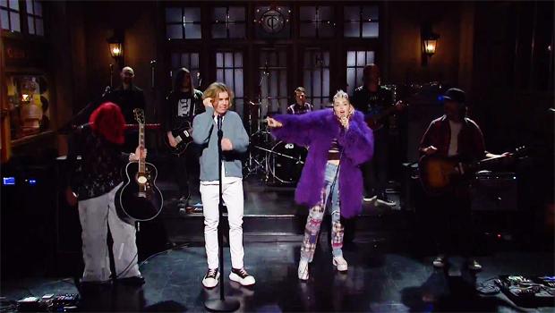 Miley Cyrus & The Kid LAROI
