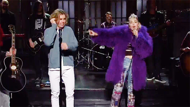 Miley Cyrus & The Kid LAROI Team Up For Raw Performance Of 'Without You' On 'SNL' — Watch.jpg