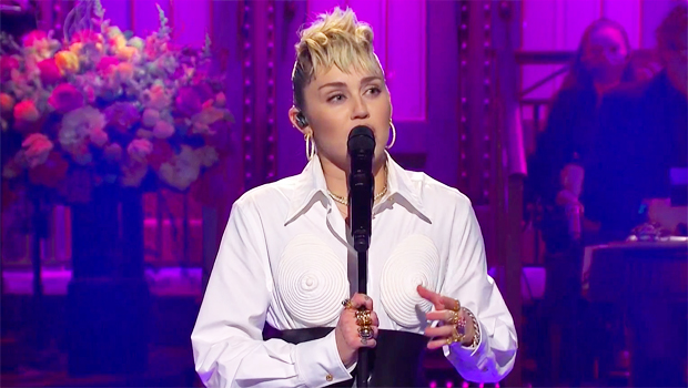 Miley Cyrus Serenades Moms With Cover Of Dolly Parton's 'Light Of A Clear Blue Morning' On 'SNL' — Watch.jpg