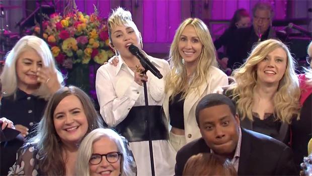 Miley Cyrus & Tish
