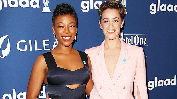 'Handmaid's Tale's Samira Wiley Reveals She Welcomed 1st Child With Wife Lauren Morelli On Mother's Day.jpg