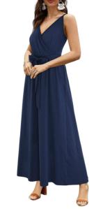 Ouges summer maxi dress