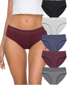 Cotton Lace Underwear
