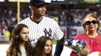 Alex Rodriguez and daughters