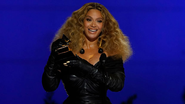 Beyoncé Looks Fierce In Sexy Black Dress With Thigh-High Slit — See New Photos.jpg