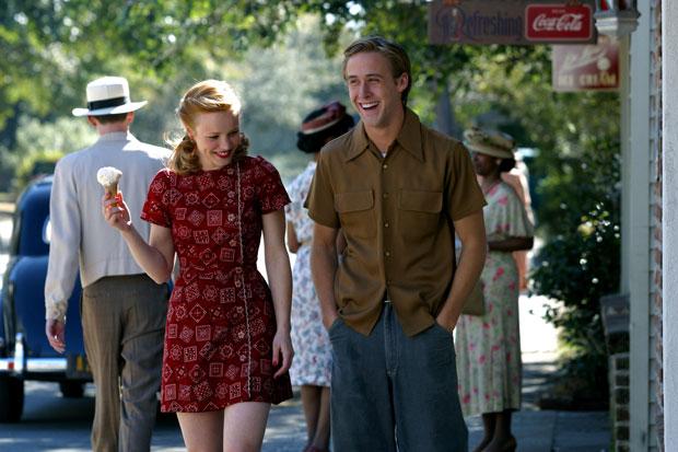 Rachel McAdams, Ryan Gosling