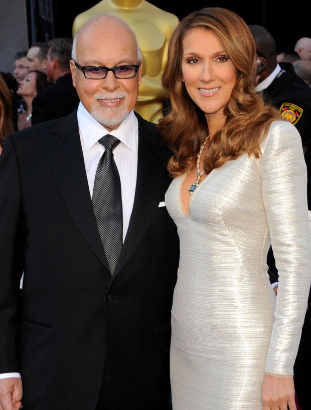Celine Dion, René Angélil