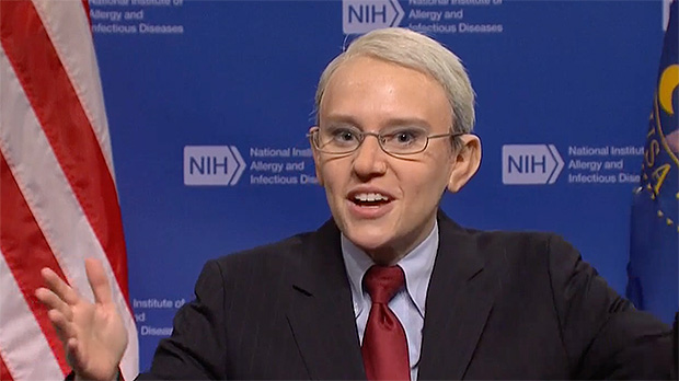 Kate McKinnon's Dr. Fauci Jokes She Has 'Good News' Other Than Bennifer Getting Back Together.jpg