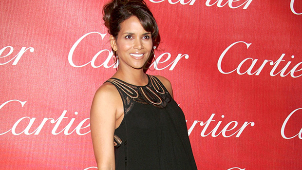 Halle Berry Shares Gorgeous Throwback Pic From Her Pregnancy On Mother's Day