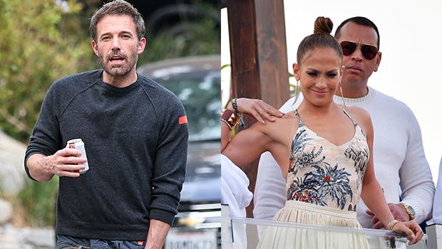 Ben Affleck Jennifer Lopez Alex Rodriguez