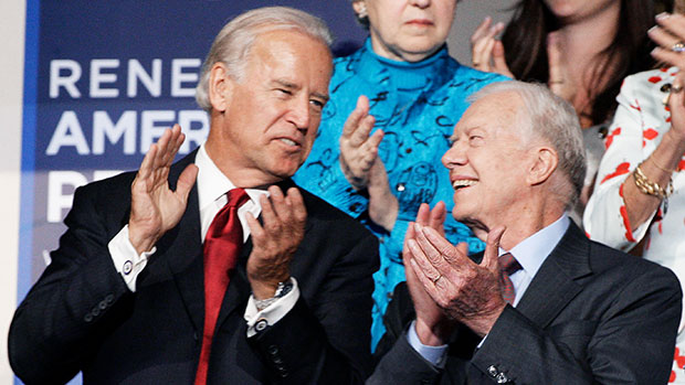 The Bidens Are Called 'Giants' After Visiting 'Tiny' Jimmy & Rosalynn Carter: See The Pic.jpg