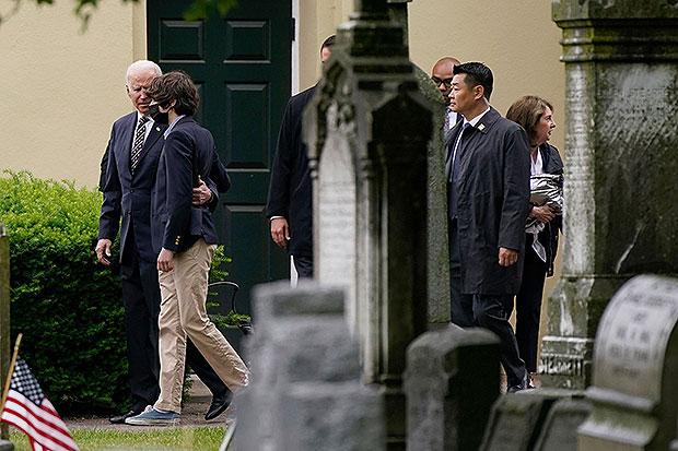 Joe & Hunter Biden