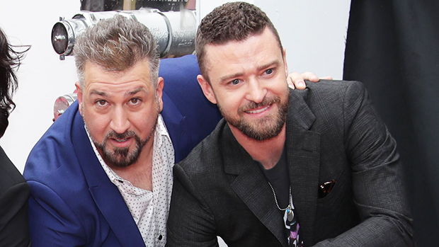 Joey Fatone Confesses: 'I Haven't Met' Justin Timberlake's 6-Year-Old Son Yet — 'It's True'.jpg