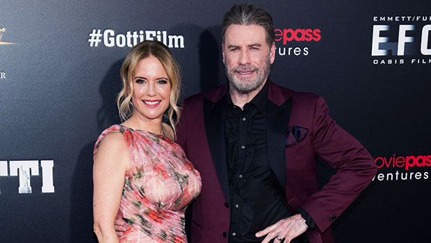 John Travolta Mourns Kelly Preston On 1st Mother's Day Since Her Death: 'We Love & Miss You'