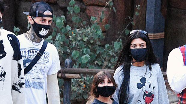 Travis Barker Kourtney Kardashian Reign Disick