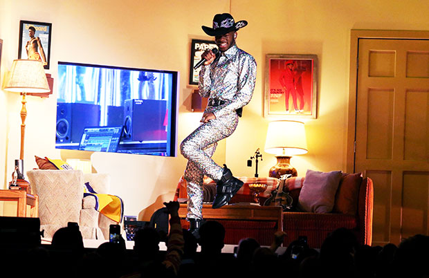 lil nas x sun goes down shutterstock embed
