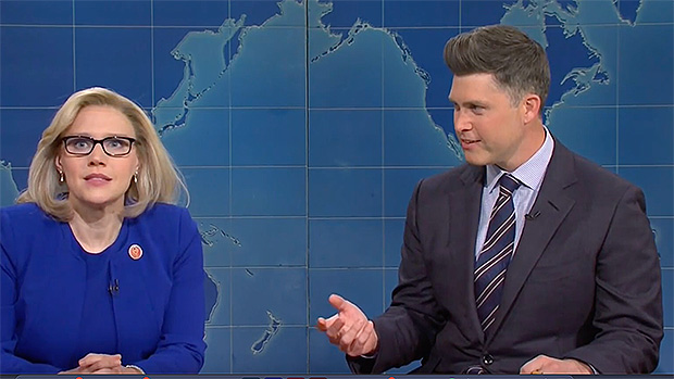 'Liz Cheney' Bemoans Her Situation On 'SNL': 'I'm Everything A Conservative Woman Is – Blonde & Mean'.jpg