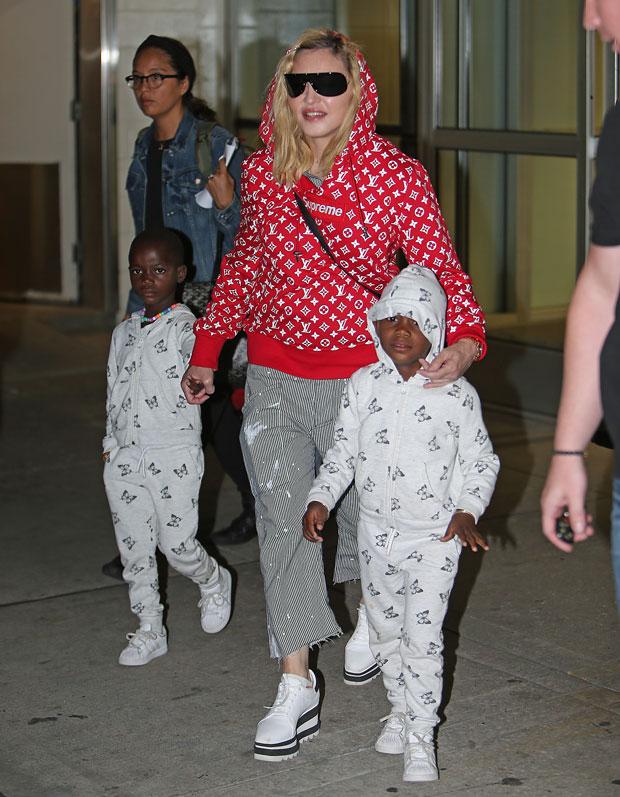 Madonna and Twins