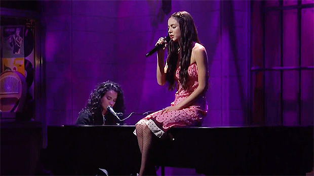 Olivia Rodrigo Slays With Emotional Performance Of Breakout Hit 'Drivers License' On 'SNL' — Watch.jpg