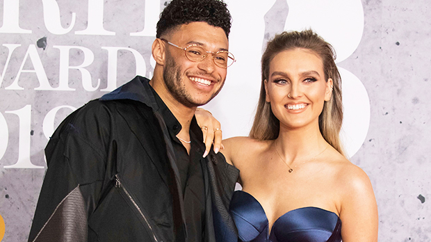 Perrie Edwards & Alex Oxlade-Chamberlain
