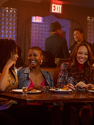 'Run The World' — Photos Of The New Starz Show