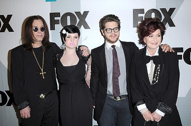 Kelly Osbourne 'The Osbournes' Reboot