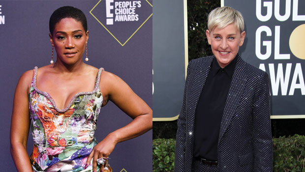 Tiffany Haddish At 'The Top Of The List' To Take Over Ellen DeGeneres' Daytime Spot — Report
