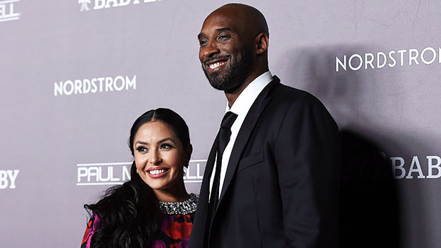 Vanessa Bryant Nuzzles Huge Photo Of Kobe In Heartbreaking Pic Ahead Of His Hall Of Fame Induction