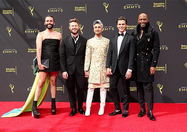 queer eye reboot cast