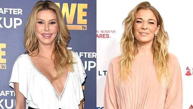 Brandi Glanville Jokes She & LeAnn Rimes Are 'Sister Wives' 12 Years After Eddie Cibrian Cheating Scandal