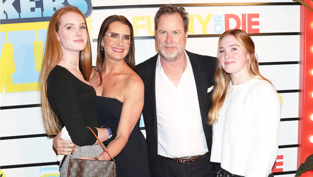 Brooke Shields Credits Daughters For Helping Her Love Her Body: 'They've Taught Me More Than I've Taught Them'