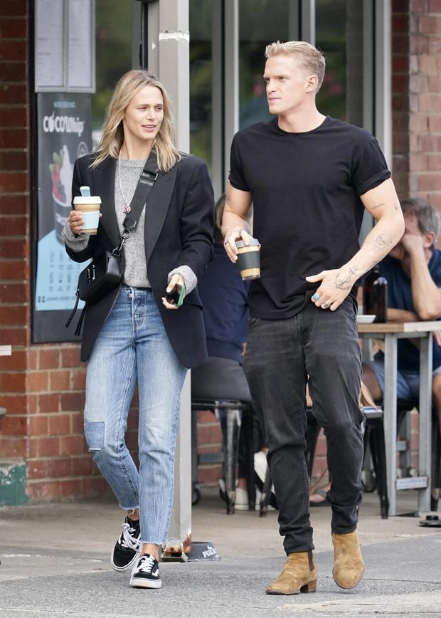 Cody Simpson and Marloe Stevens