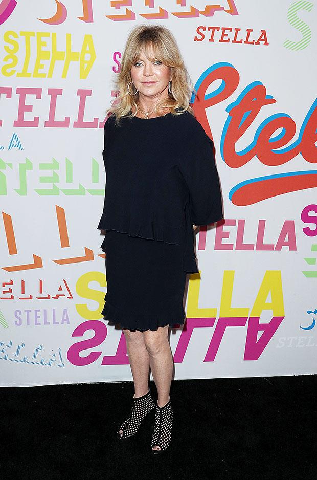 Goldie Hawn Swimsuit Mamma Mia Video