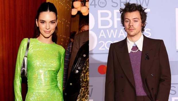 Kendall Jenner, Harry Styles
