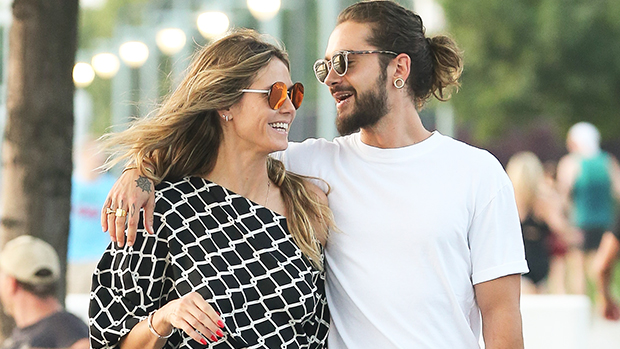 Heidi Klum Shares PDA Moment With Tom Kaulitz: See Sweet Pic Of Them Kissing on the Beach