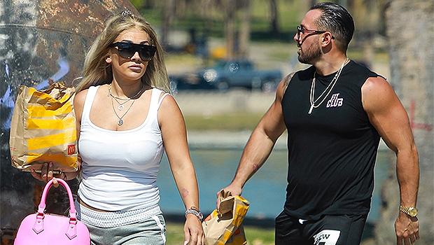 Jenn Harley Boyfriend Joseph Ambrosole Photo