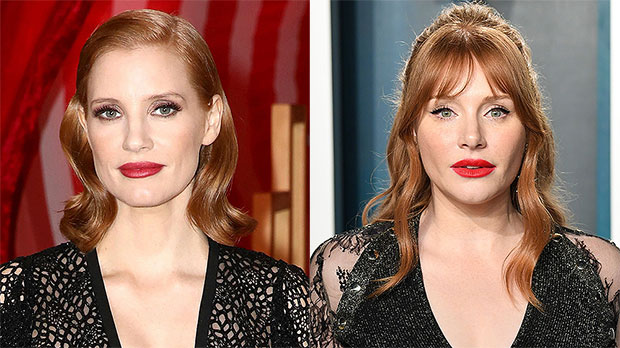 Jessica Chastain Reminds Fans She's Not Bryce Dallas Howard In Hilarious TikTok Video