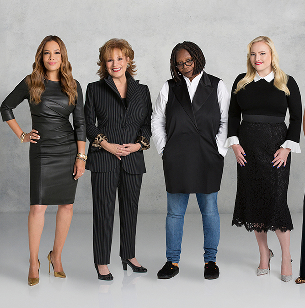 'The View' co-hosts
