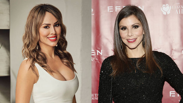 'RHOC' Cast Shakeup: Kelly Dodd's Departing & Heather Dubrow Is Returning