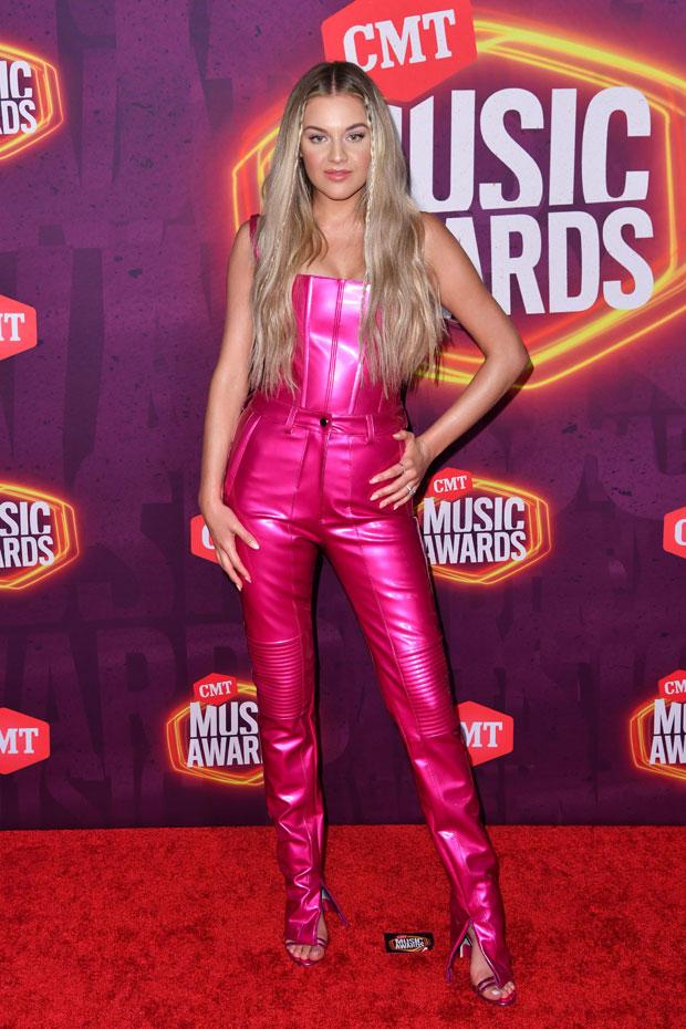 Kelsea Ballerini CMt Music Awards shutterstock post 1