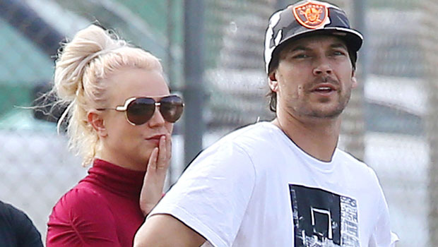 Federline kevin where today is Britney Spears'