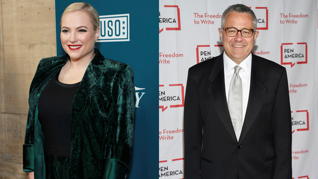 Meghan McCain Drags CNN After Jeffrey Toobin Returns After Exposing Himself On Zoom Call: 'This Is Garbage'