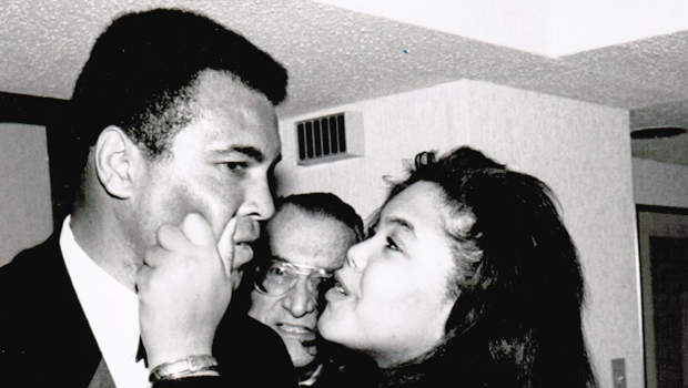Muhammad Ali Daughter Khaliah