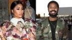 Nicki Minaj, Michael B. Jordan