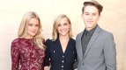 Reese Witherspoon with daughter Ava and son Deacon
