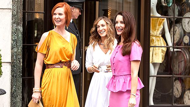 Sarah Jessica Paker Reunites With Cynthia Nixon & Kristin Davis For 'SATC' Reboot: First Pic.jpg
