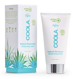 Coola after-sun lotion